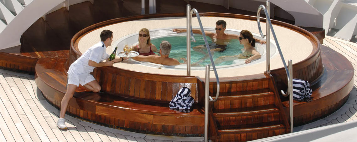 Cruceros en Suite All Inclusive Seabourn